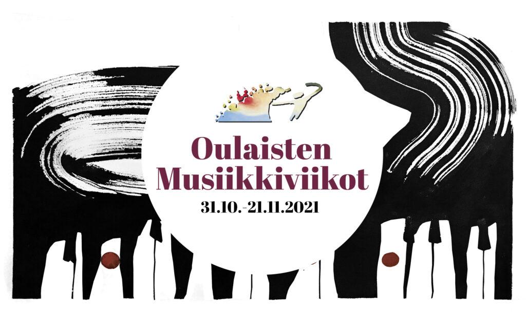 Oulaisten Musiikkiviikot 31.10.-21.11.2021